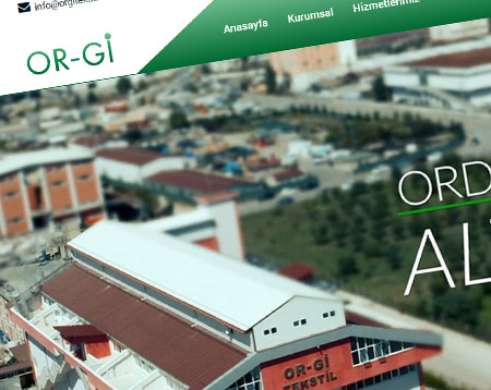 OR-Gİ Tekstil